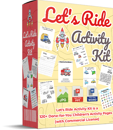 Lets Ride Activity Kit Review