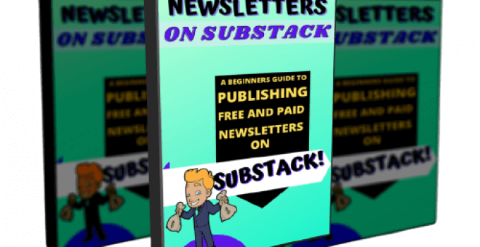 Newsletters On Substack PLR Review