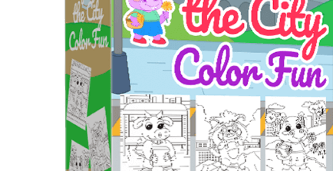 Playing In the City Color Fun Review