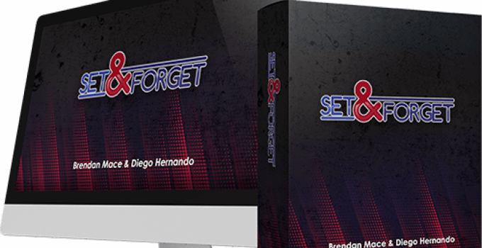 Set & Forget by Brendan Mace Review