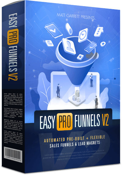 Easy Pro Funnels 2.0 Review