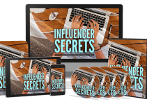 Influencer Secrets PLR Review