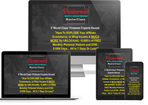Pinterest Traffic Breakthrough MasterClass Review – The Biggest Free Traffic Secret of 2021 and beyond