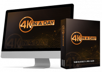 $4kInADay Review – Generate Profits Using This Affiliate Hybrid Method 2021