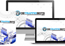 CB Traffic Bots 360 Review – The Solution to Get Free Traffic, Make Sales And Bank Commissions In 2021!