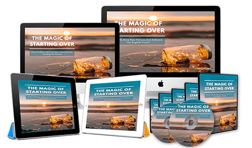 PLR The Magic Of Starting Over Review