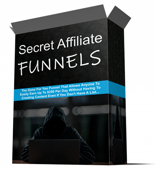 Secret Affiliate Funnels Review
