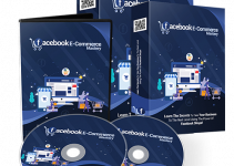 Facebook E-Commerce Mastery PLR Review