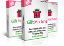 WP Gift Machine Review – A New Push-Button List-Building Software 2021