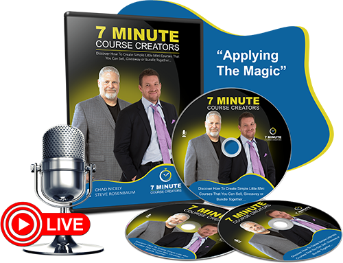 7 Minute Course Creators Review