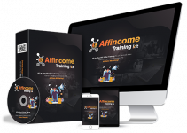 Affincome Training Kit Review – Become an Affiliate Marketer & Earn 6-Figure Commission!