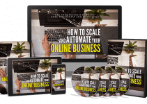 How to Scale And Automate Your Online Business PLR Review