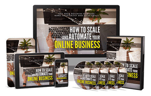 How to Scale And Automate Your Online Business PLRReview