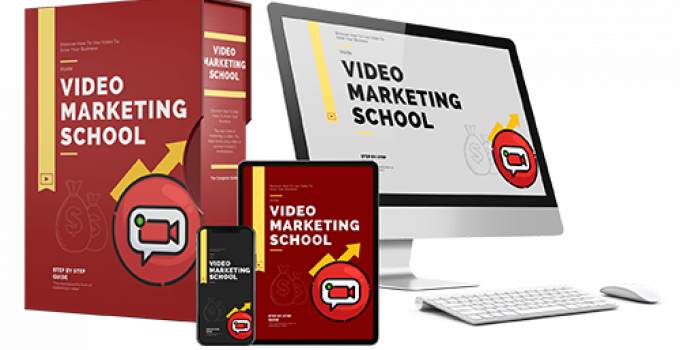 Video Marketing School PLR Review – How To Use Video To Grow Business 2021
