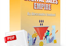 Digital Sales Empire Review – How To Turn Your Digital Dust Into Cash 2021