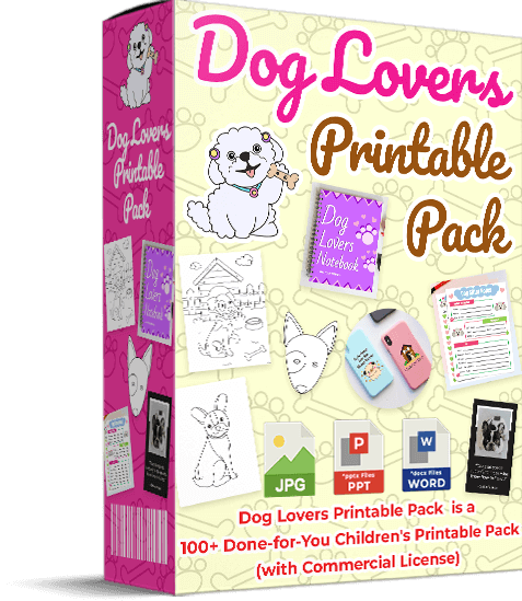 Dog Lovers Printable Pack Review