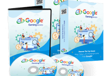 Google Earning Secrets PLR Review