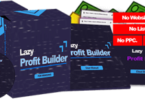 Lazy Profit Builder Review – New Software with Resale Rights