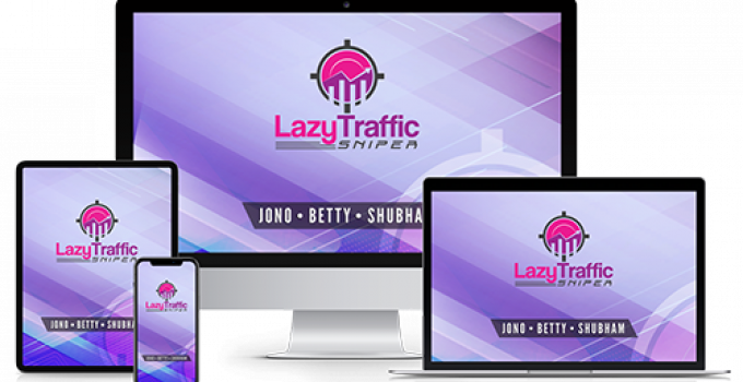 Lazy Traffic Sniper Review