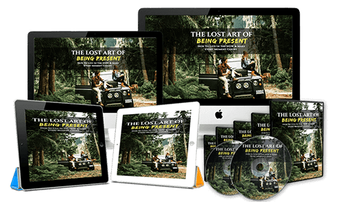 Lost Art Of Being Present PLR Review