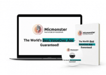 Micmonster Review – Get 100% Human Like VoiceOvers In 7 Seconds