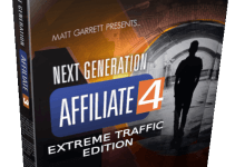 Next Generation Affiliate V4 Review – The Next Generation Of Affiliate Marketers 2021
