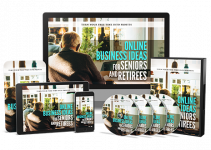 Online Business Ideas For Seniors And Retirees PLR Review – Honest Review