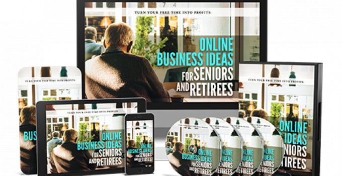 Online Business Ideas For Seniors And Retirees PLR Review