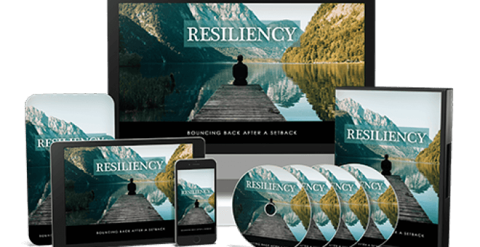 Resiliency PLR Review – Bouncing Back After A Setback