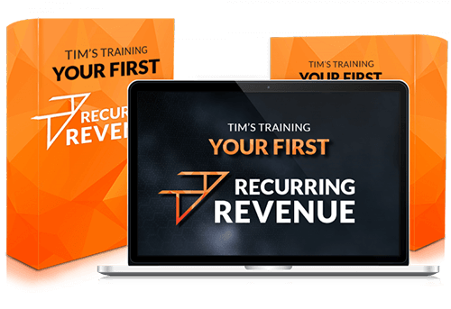 Your First Recurring Revenue Review