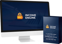 Income Engine Review – Launch Your Own Profitable Income Sites In 60 Seconds