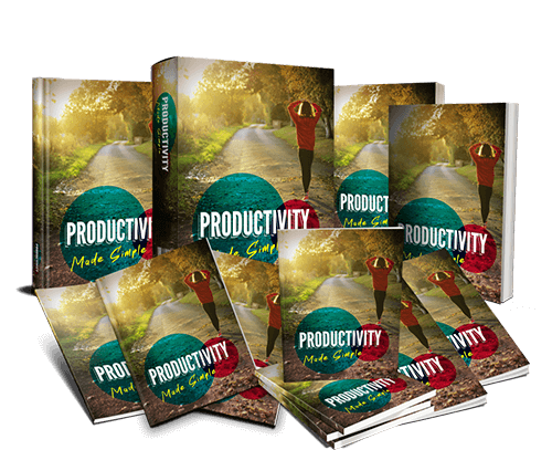 Premium PLR Reports: Productivity Made Simple Review