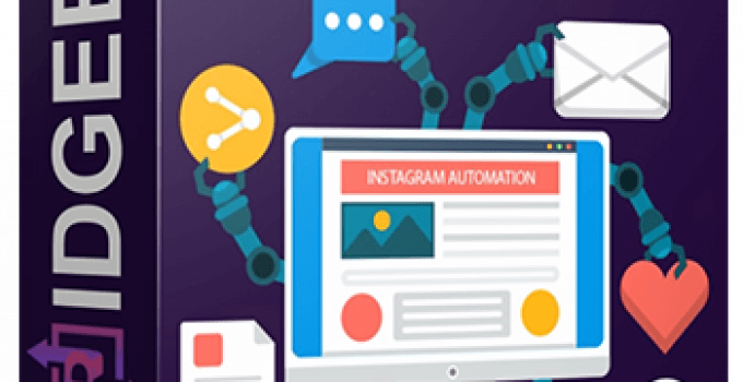 Ridgee Review – The Brand New Instagram Automation Technology & Drive Huge Commissions