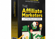 The Affiliate Marketers Little Black Book Review – The Simple Secrets To Boost Your Affiliate Income x10
