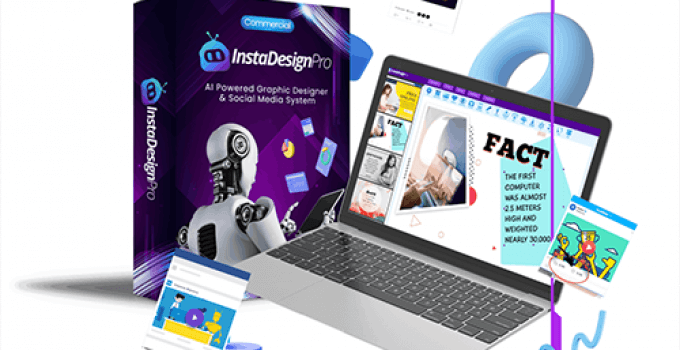 InstaDesignPro Review – Set-and-Forget Traffic Design System