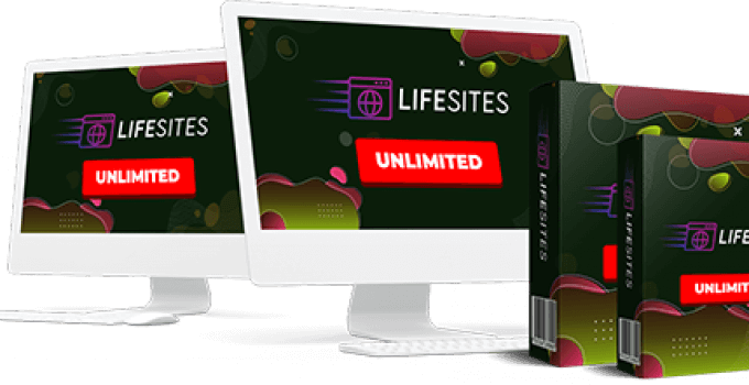 LifeSites Review – Create & Sell A Stunning Websites, Pages & Blogs