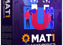 MAT1 Simple Fast Products Review – Honest Review