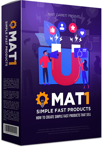 MAT1 Simple Fast Products Review