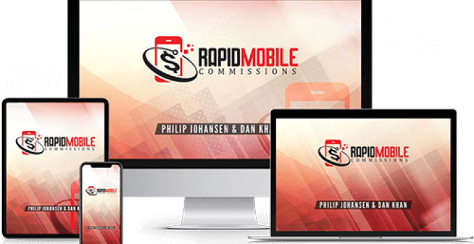 Rapid Mobile Commissions Review – A 100% Unique Product With Unlimited Demand
