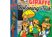 Hey Giraffe Coloring Pack Review – Honest Review