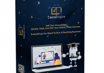 CoursEmpire Review – How To Run A Teaching Bussiness 2021