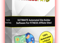 FitnessPay Review – Automated Site Builder Software For Fitness Niche
