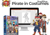 Pirate in Costumes DragNDrop Review – Honest Review