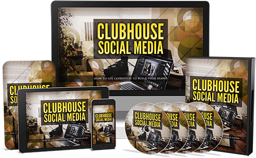 Clubhouse Social Media PLR Review