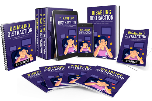 Disabling Distraction PLR Review