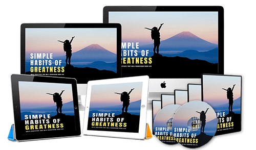 Simple Habits Of Greatness PLR Review