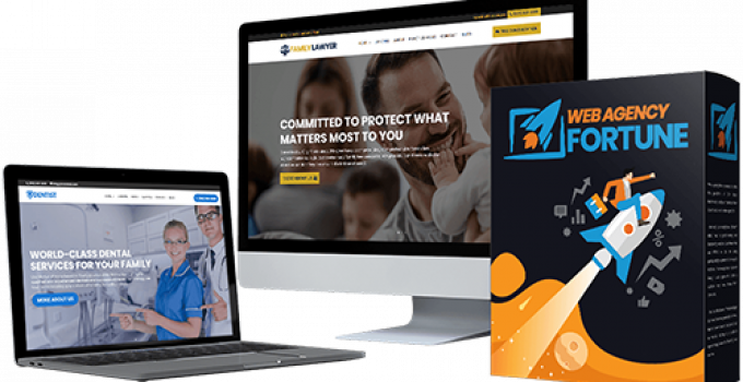 Web Agency Fortune 2021 Review – Start a Website Design Business